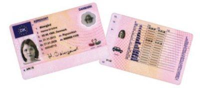 Et almindeligt kørekort i kategori B er tilstrækkeligt, hvis du vil køre autocamper i USA og Canada