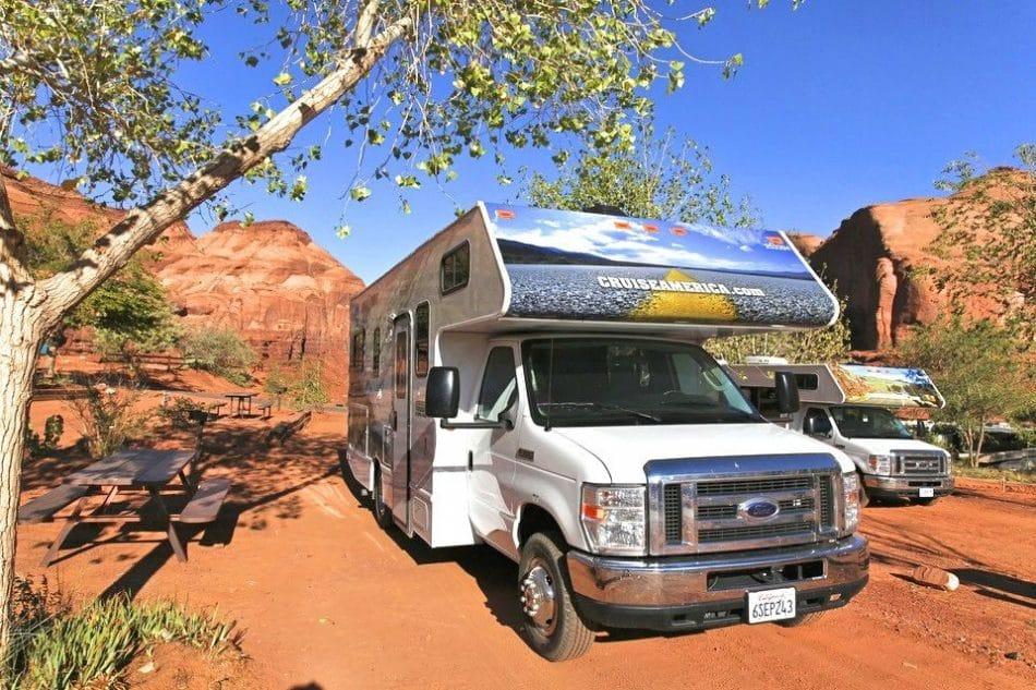 Webinar om ferie i autocamper i USA