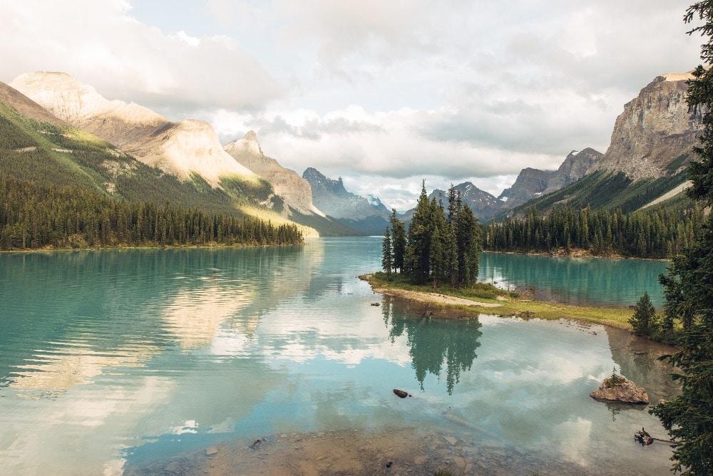 Spirit Island i Jasper