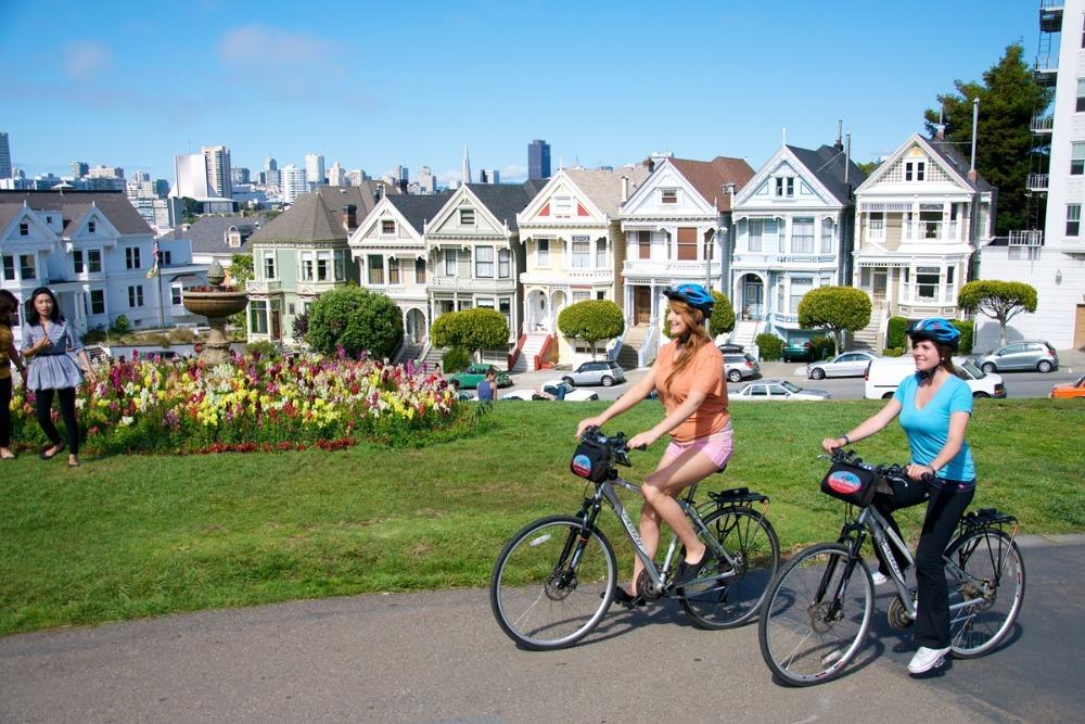 Dag 2 – del 1: San Franciscos seværdigheder