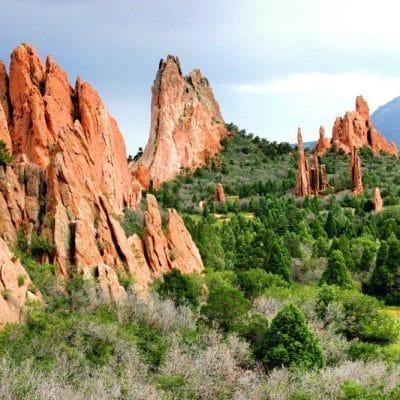 Titel USA - Colorado - Palo Duro State Park