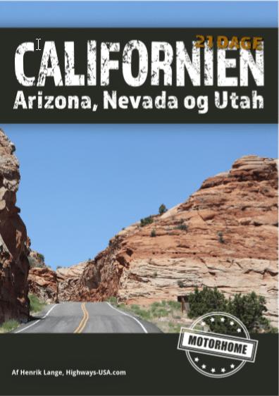 Gratis guide til det sydvestlige USA i autocamper
