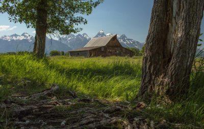 Grand Teton byder på store, smukke landskaber, så giv dig god tid til at opleve det hele.