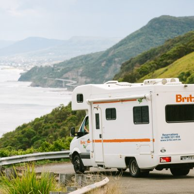 Britz Explorer autocamper New Zealand