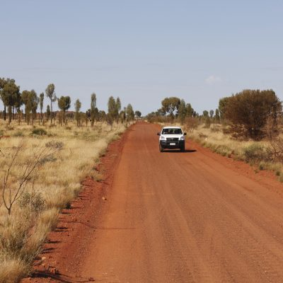 Red Centre Way, Central Australia