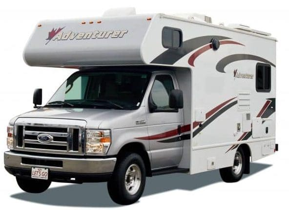 C Medium Fraserway motorhome