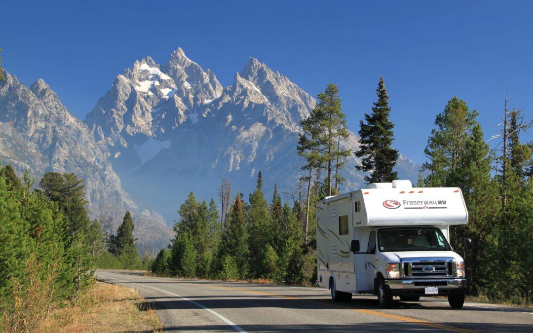 Vind 7 dage i autocamper i Canada med Fraserway