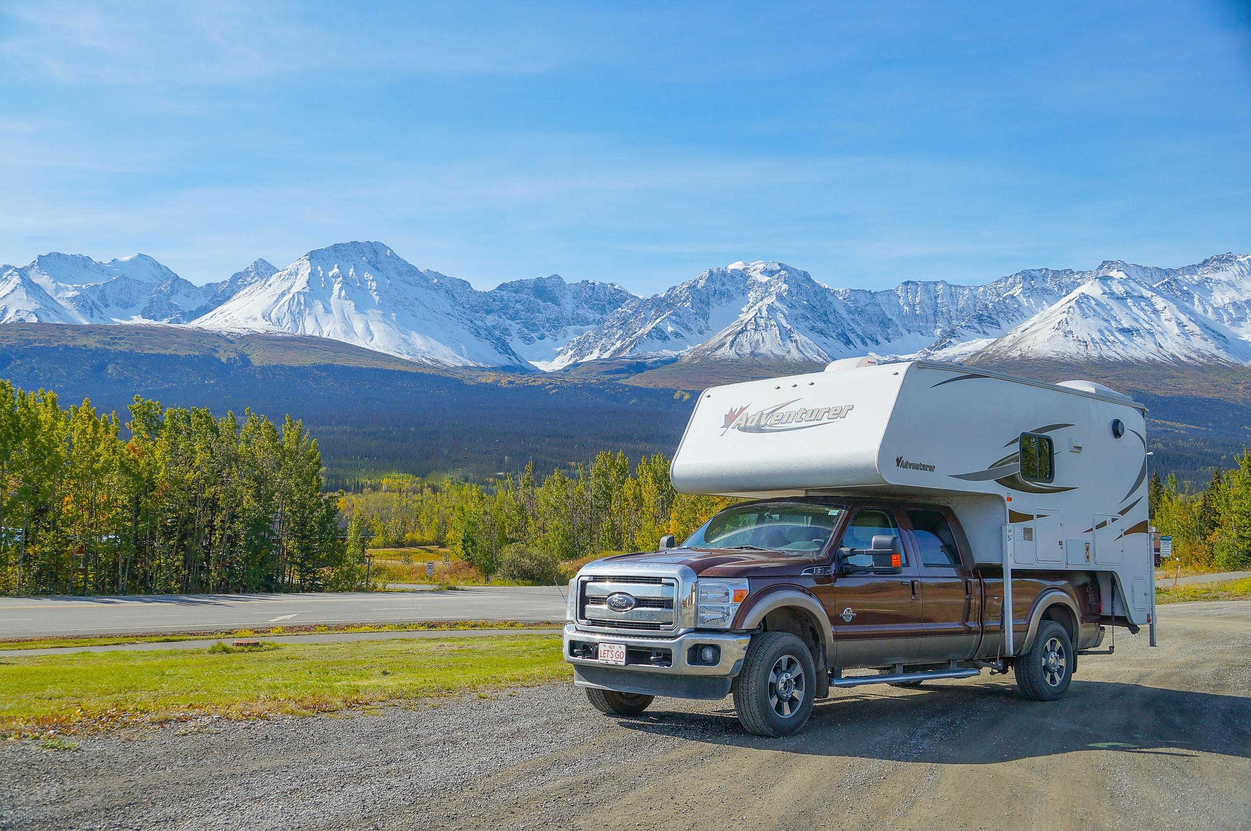 Fraserway autocamper Canada