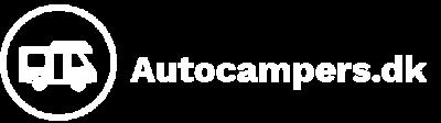 Autocampers.dk logo footer