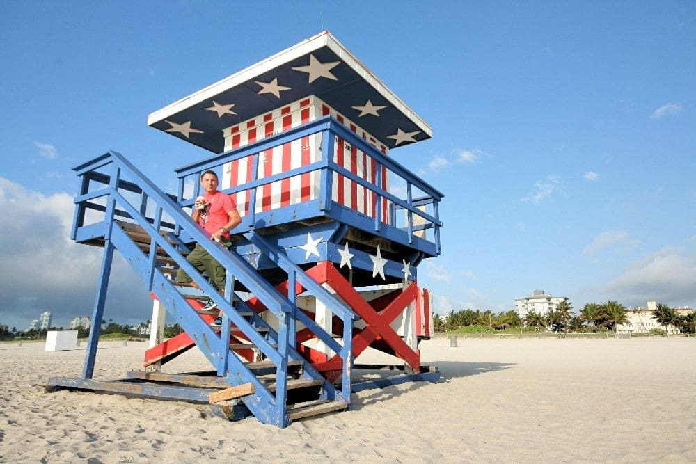 Florida i autocamper