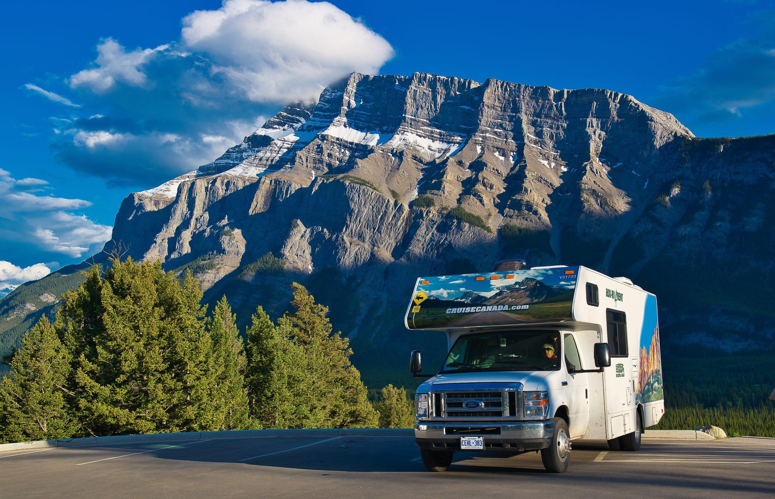 Cruise Canada i Rocky Mountains