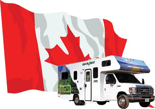 Canada autocamper