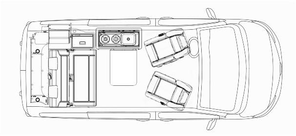 Urban Vehicle Crosscamp indretning