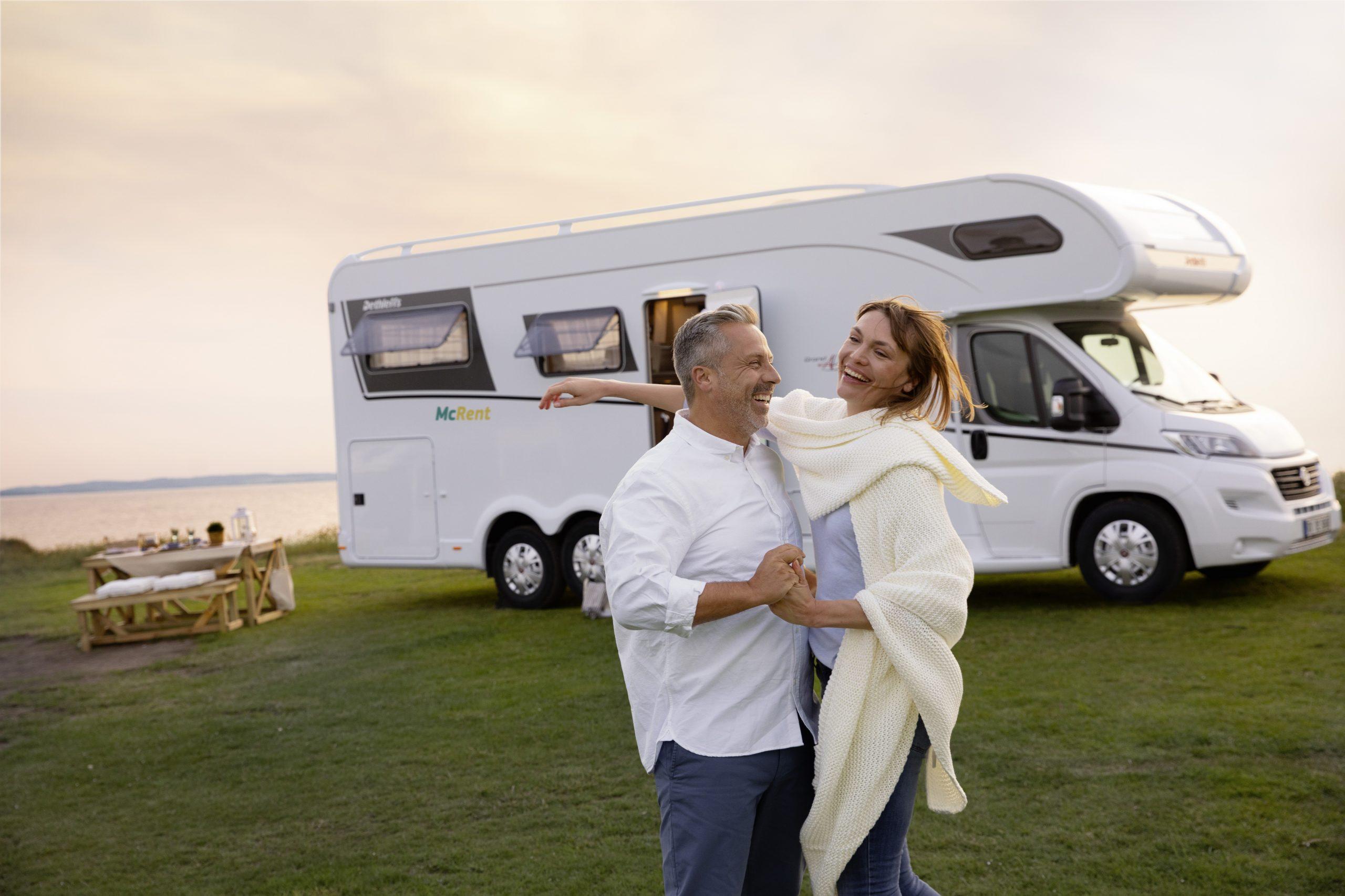 Premium PLus autocamper med alkove og plads til 6 personer