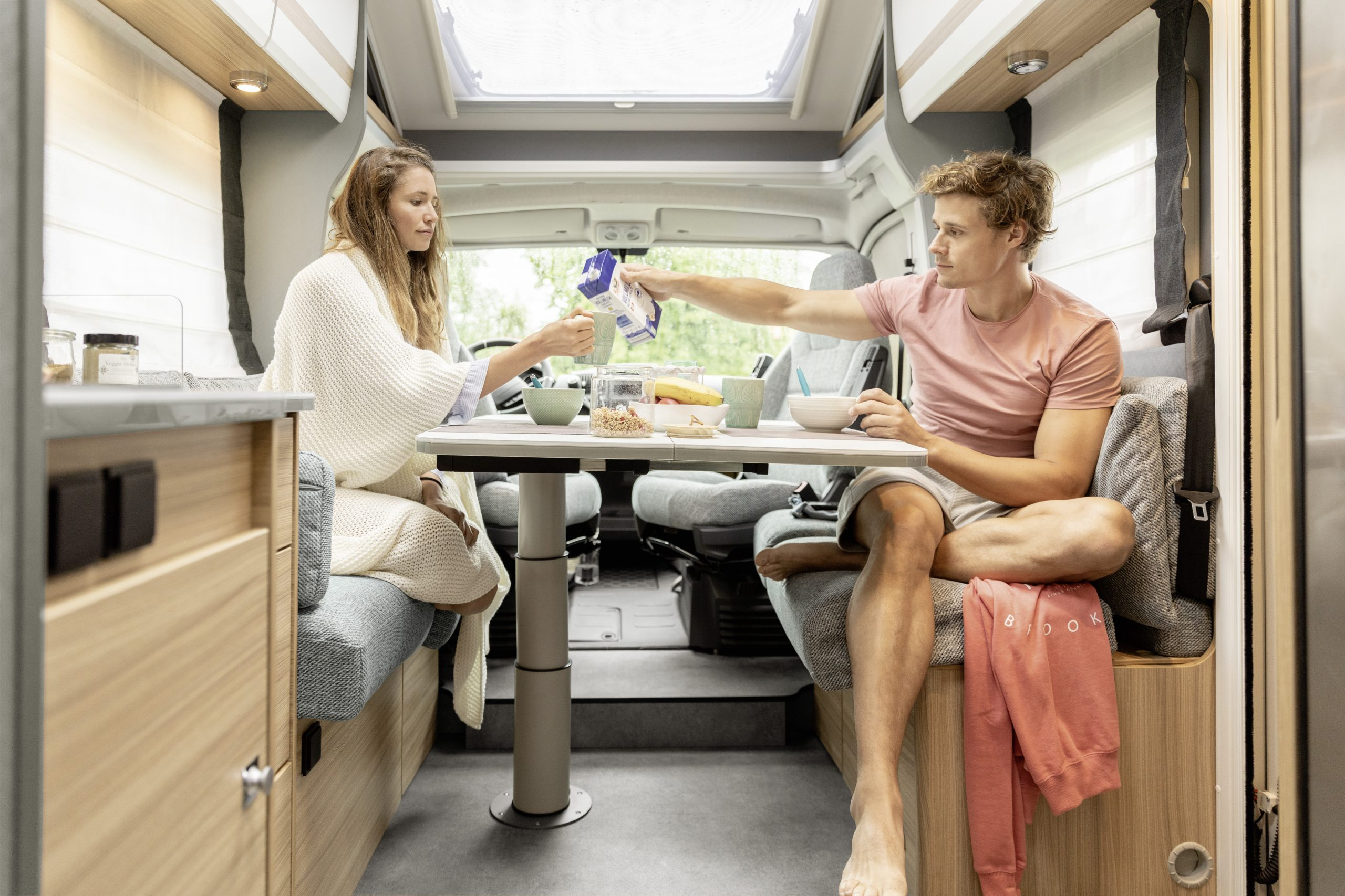 Comfort Standard er perfekt til to voksne