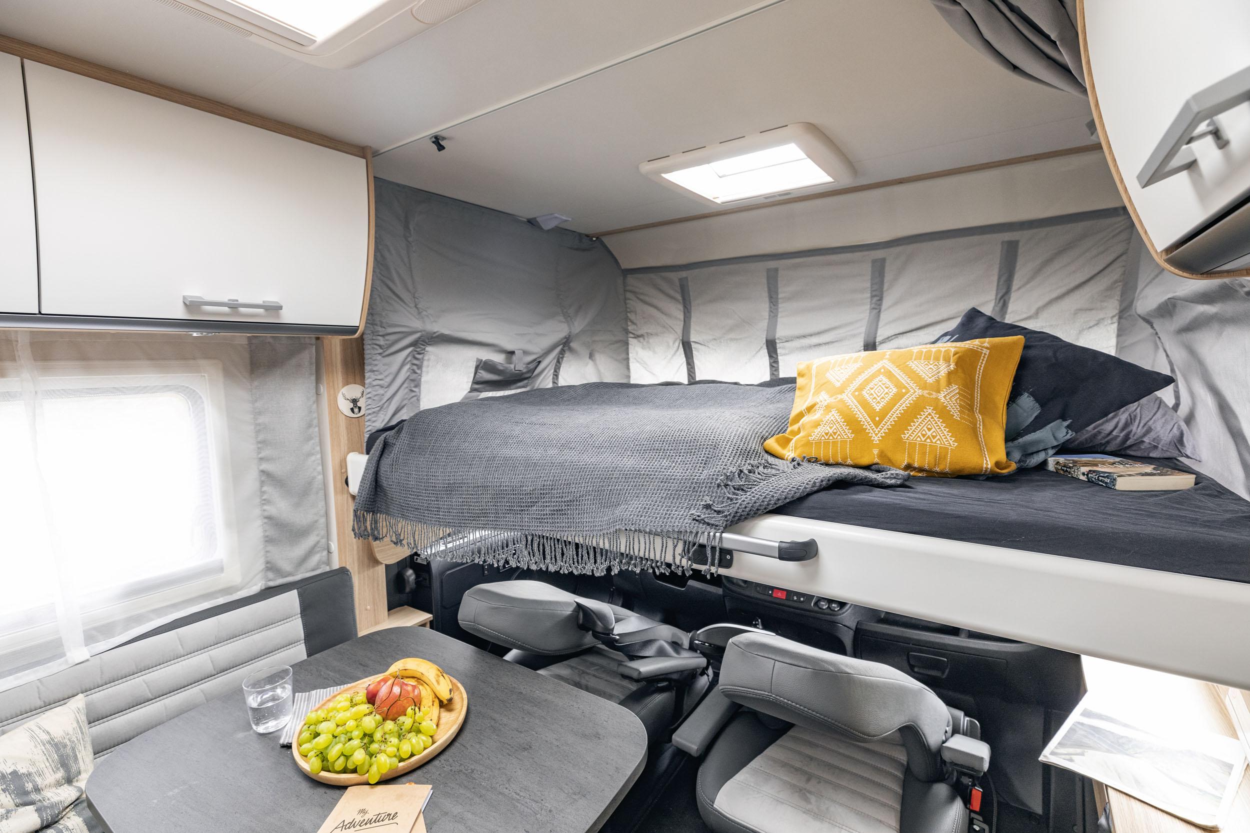 Comfort Luxury senge i loft