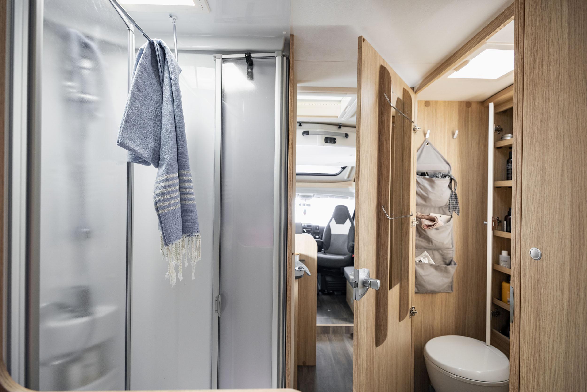 Comfort Luxury bad og toilet