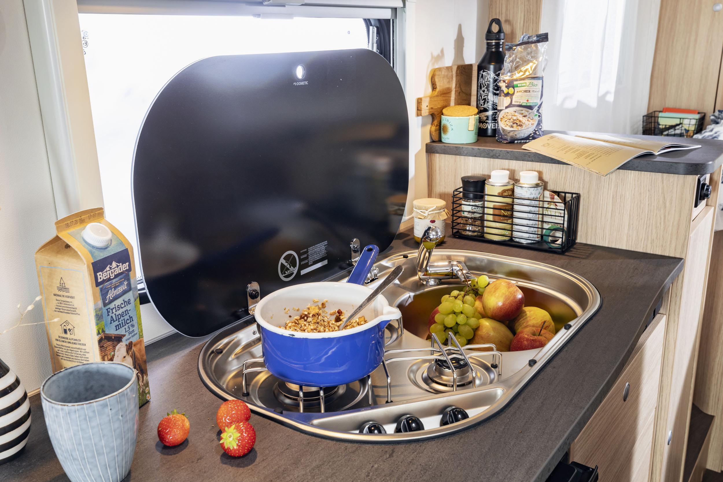 Køkken i Compact PLus