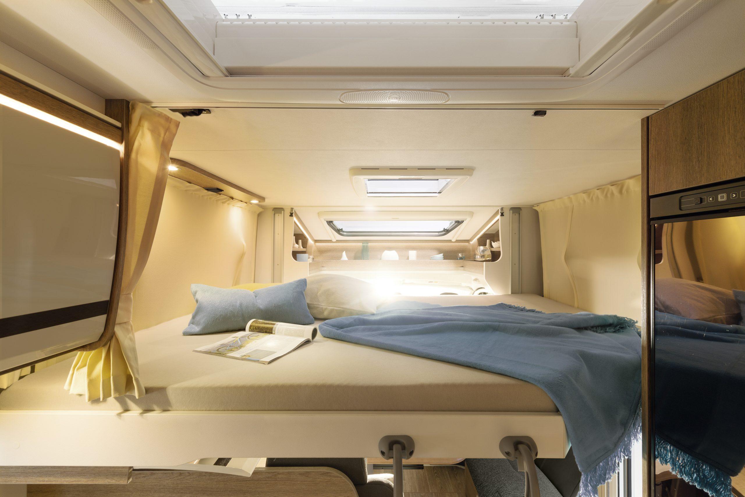Comfort Plus seng i loft
