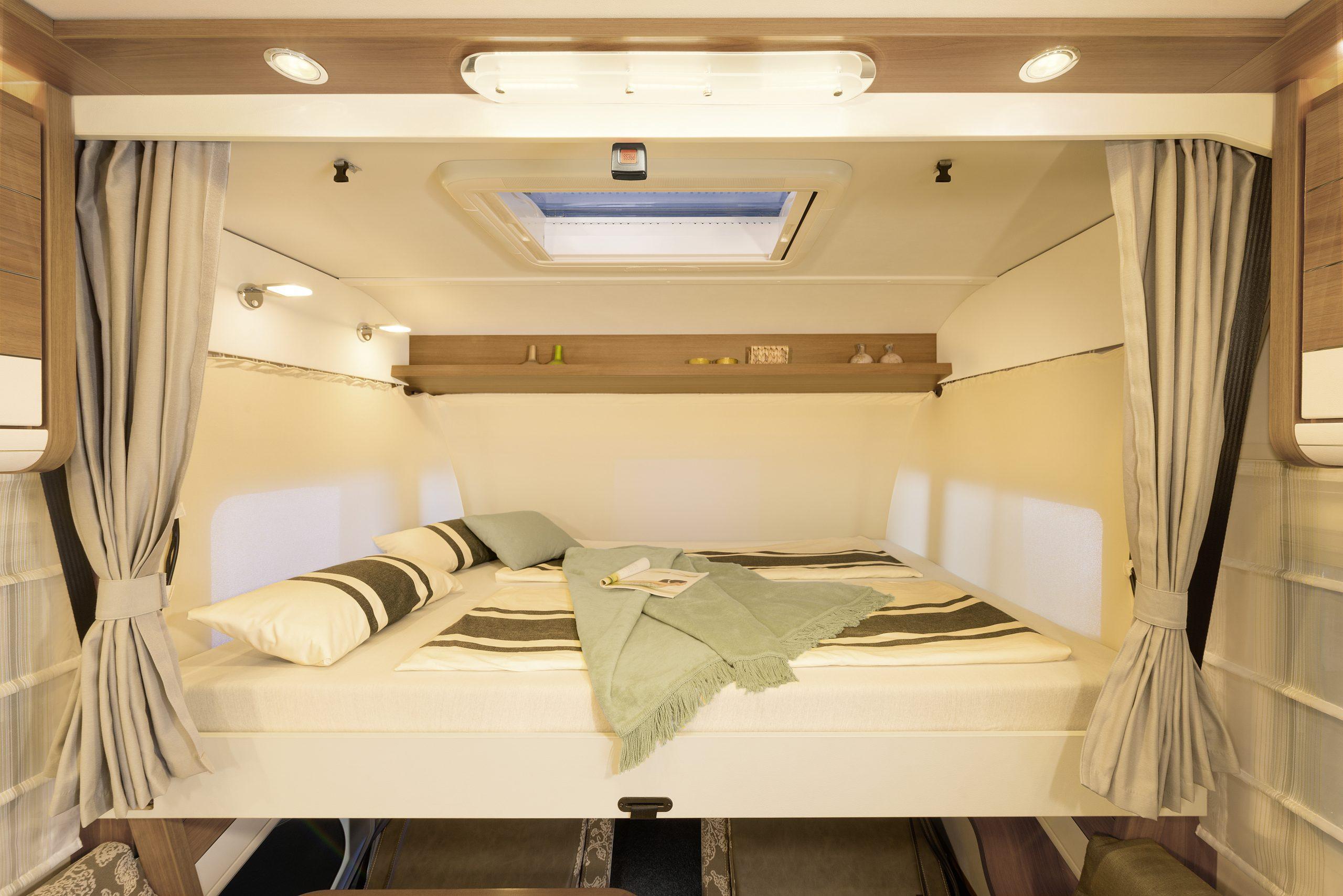 Premium Luxury seng der kan sænkes