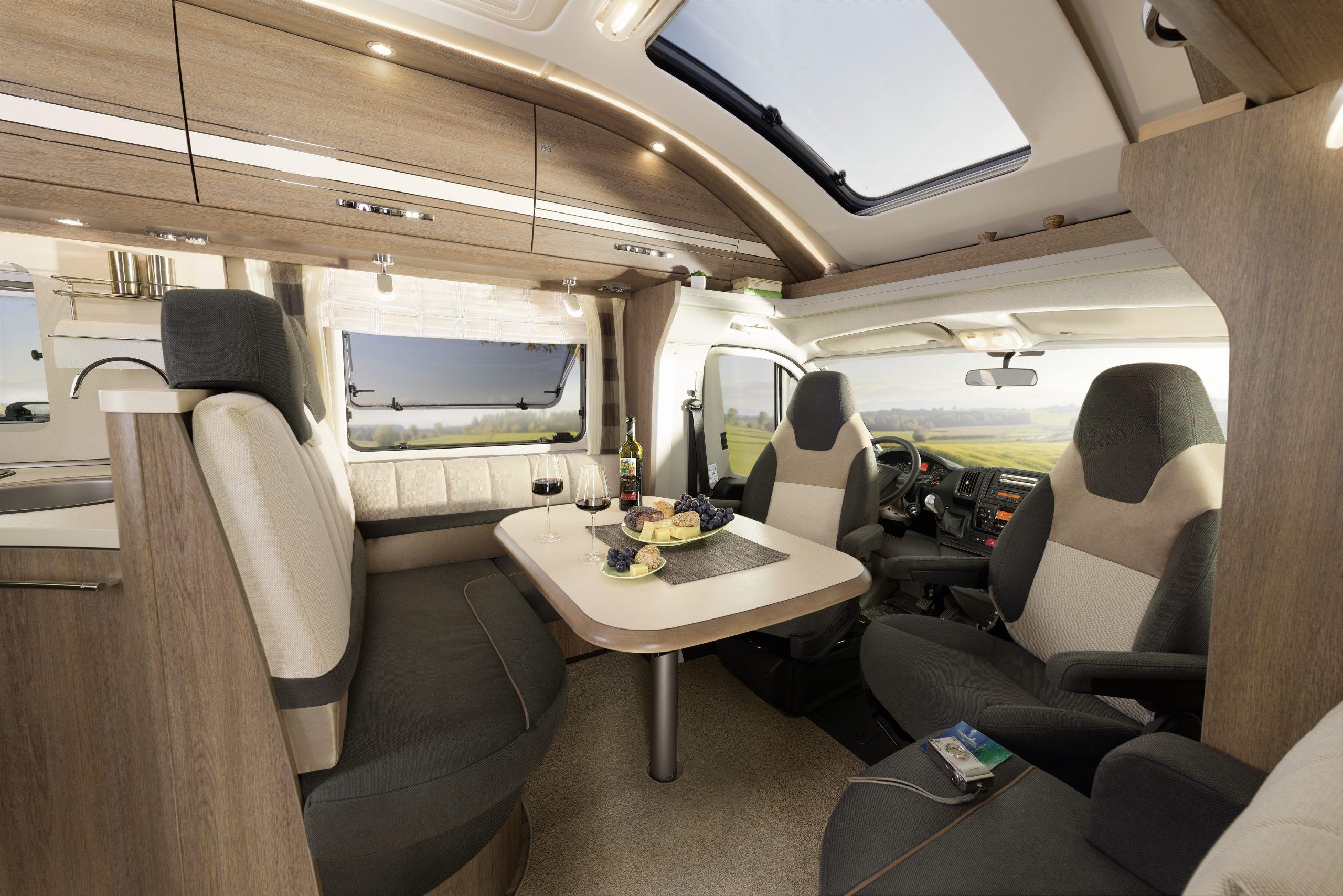 Premium Standard forrest i vognen