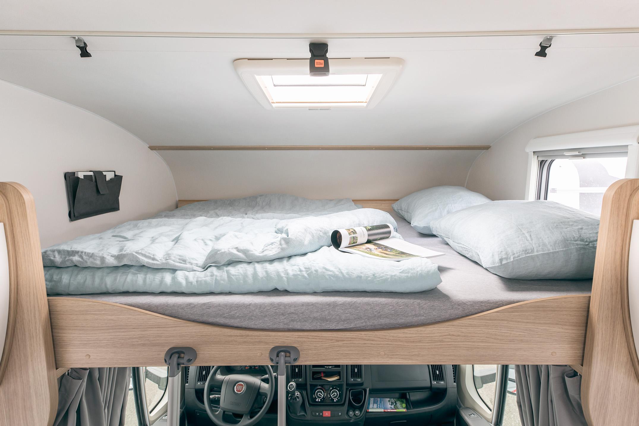 Family Luxury forrest i vognen