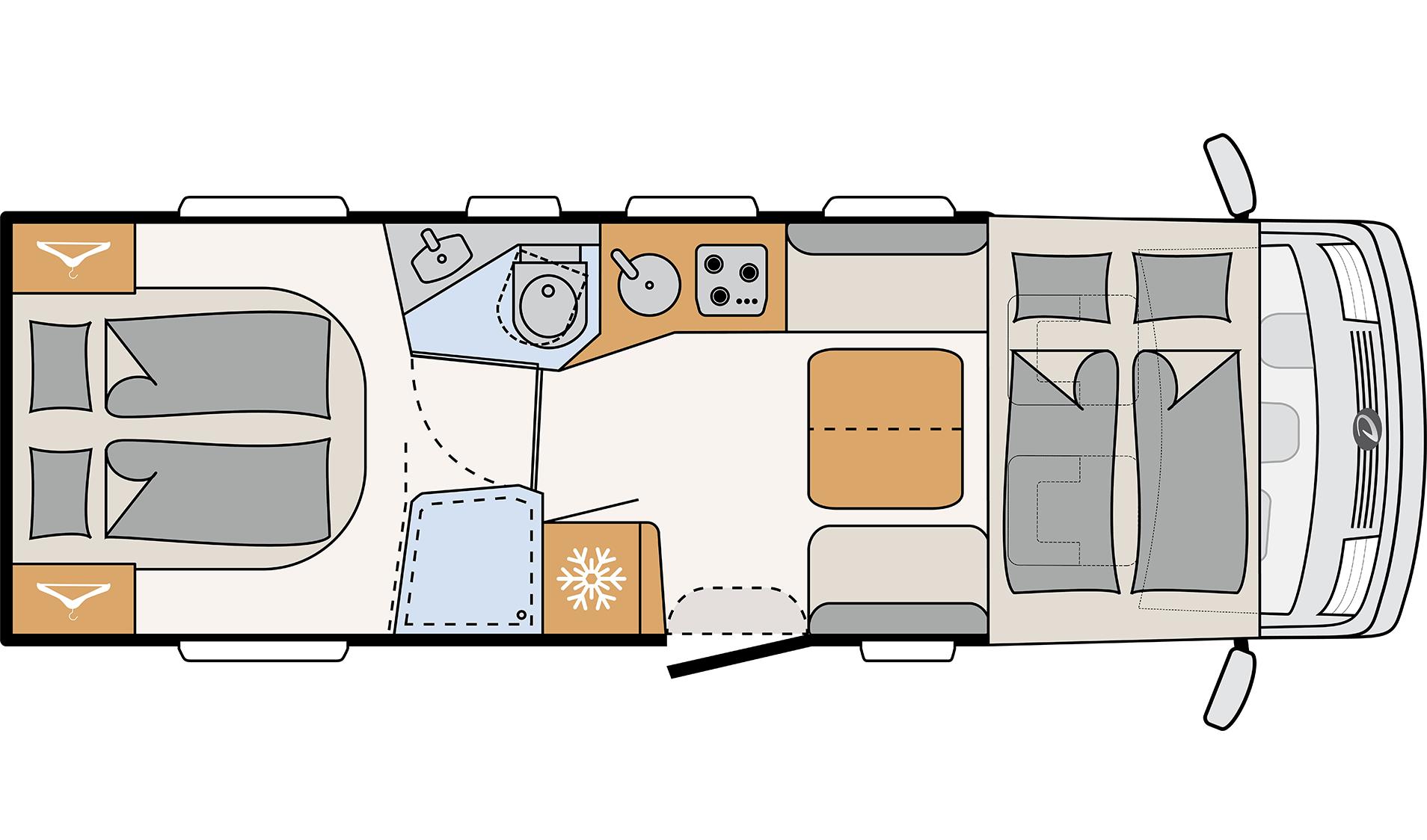 Premium Comfort indretning