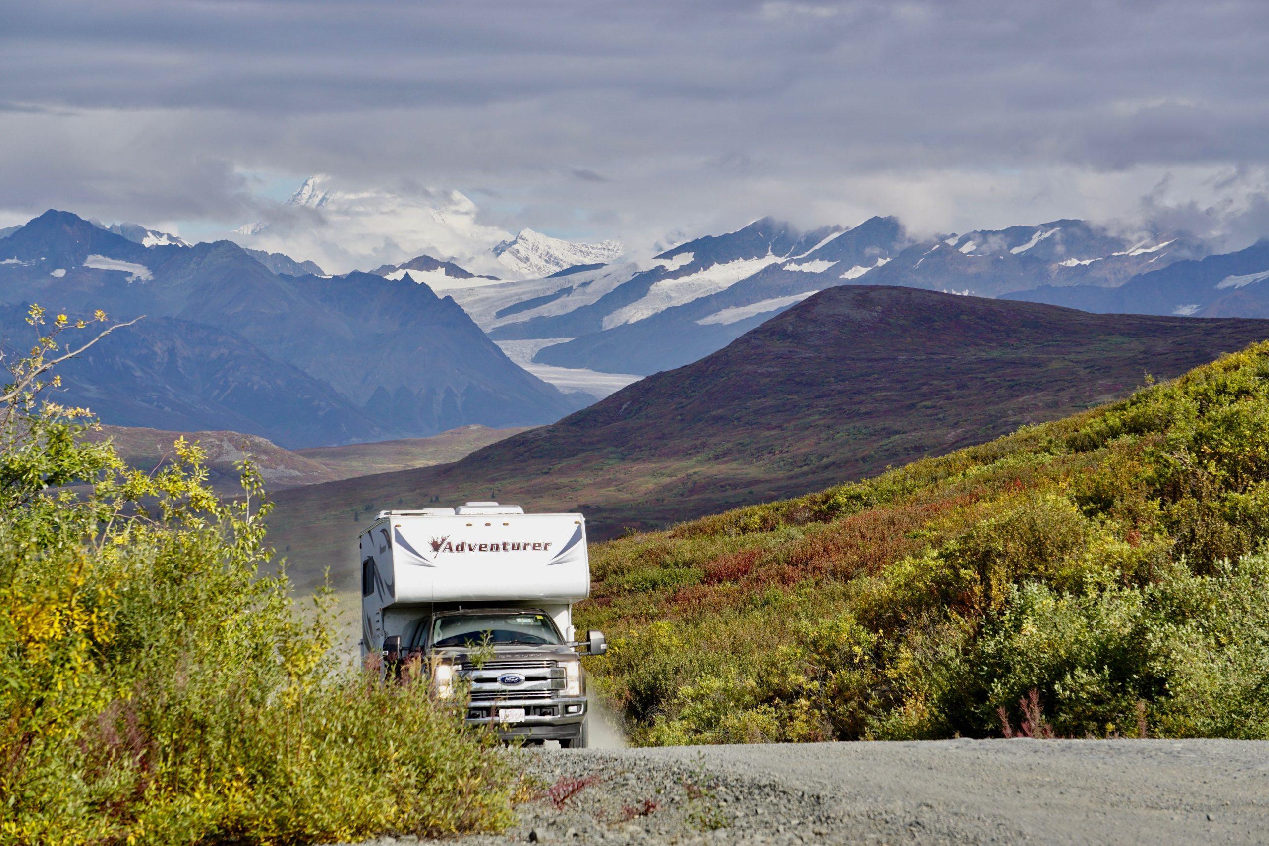 Aldersgrænsen i en Fraserway autocamper er 21 år